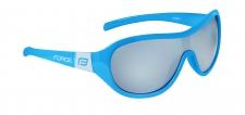 Force Pokey saulesbrilles zilas/baltas