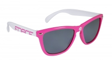 Force Free saulesbrilles rozā/baltas